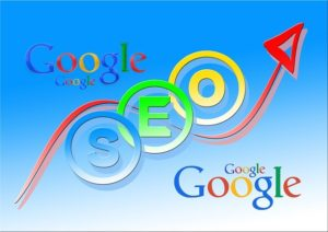 SEO search engine rankings