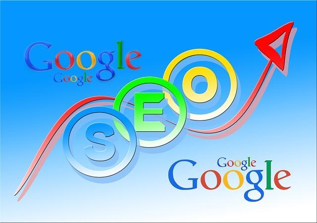 SEO search engine rankings