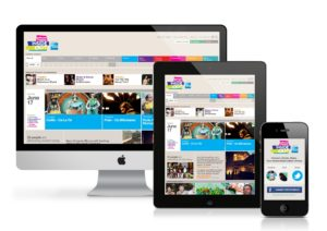website mobile devices
