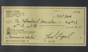 check to deceased person