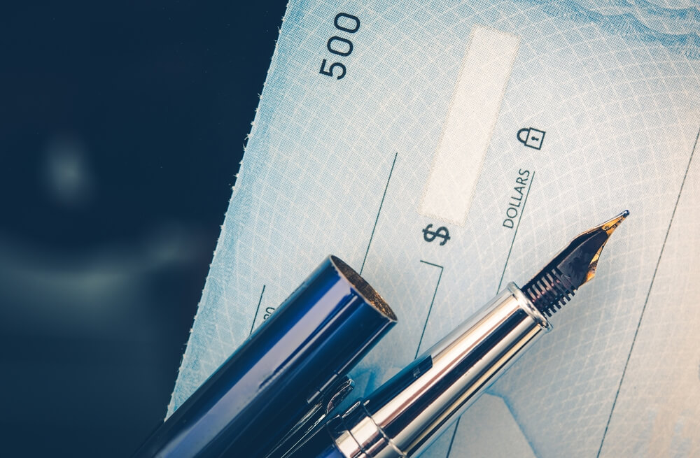 The Cost of Issuing Checks