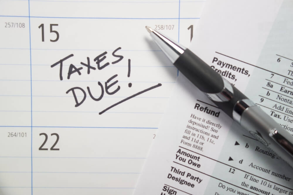 What Happens When You Don't File or Pay Your Taxes