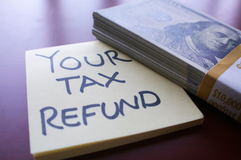 You Won't Get Tax Refunds