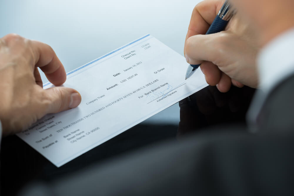 How to Get a Certified Check