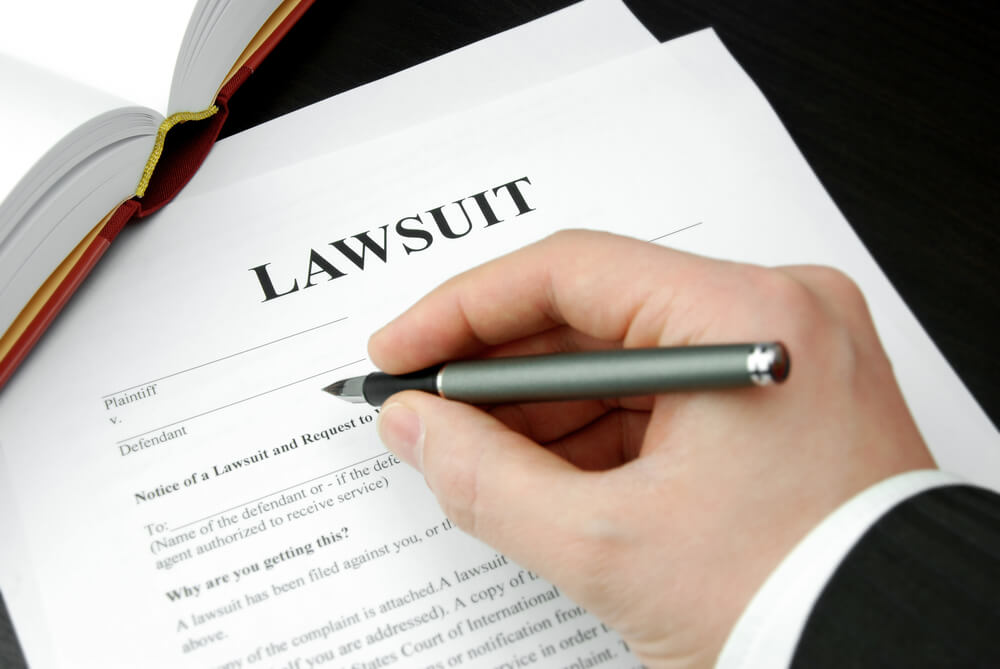 Don't Ignore the Lawsuit