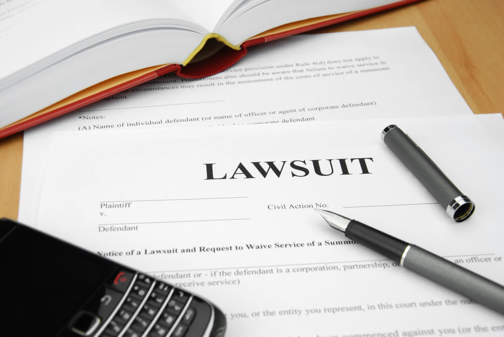 Participating in a Lawsuit