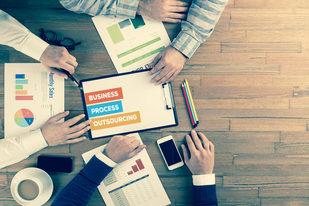 What Is Bpo Business Process Outsourcing Meaning and Examples