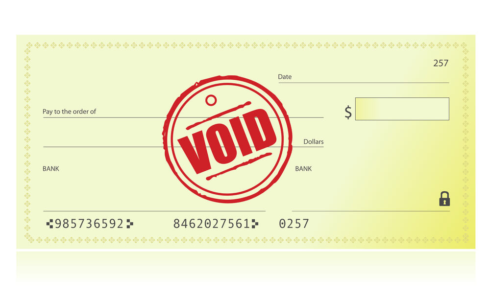 Can You Void a Check in QuickBooks