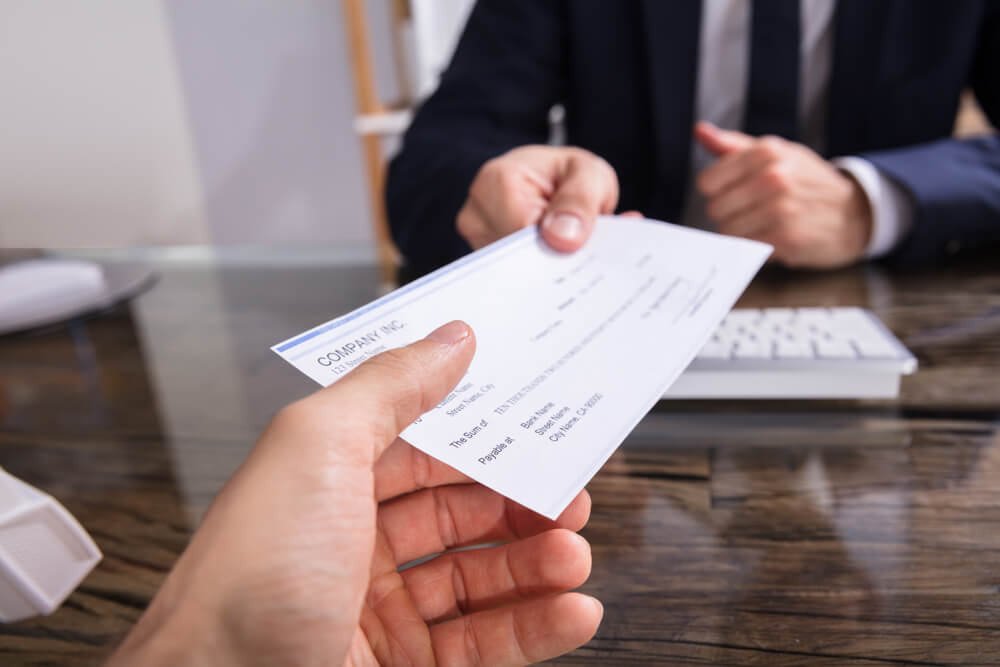 Can You Go to Jail for Depositing a Fake Check