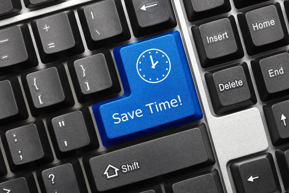 Digital Checks Save Time