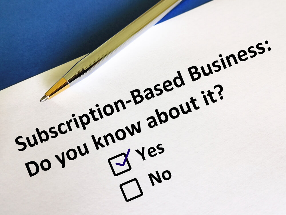 ACH Payments Work Well for Subscription-Based Businesses