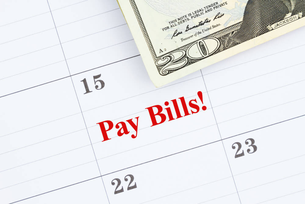 With Digital Check You Can Schedule Bill Payments