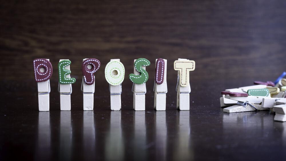 ACH Deposit Word